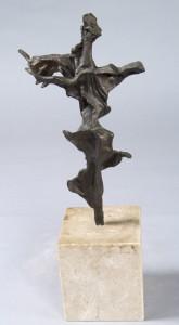 "Bronze11""x9"" circa 1975"