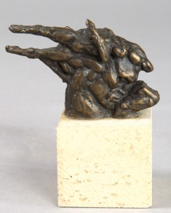 """Bronze 3""""x4""""x1"""" 1980-82"""