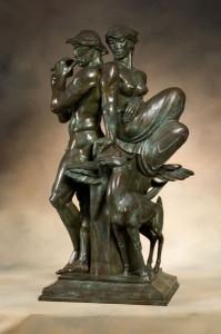 "Bronze 48"" 1948"